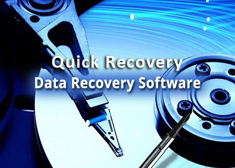 Quick Recovery Data Recovery Software