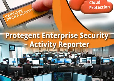 Protegent Enterprise Security – Activity Reporter