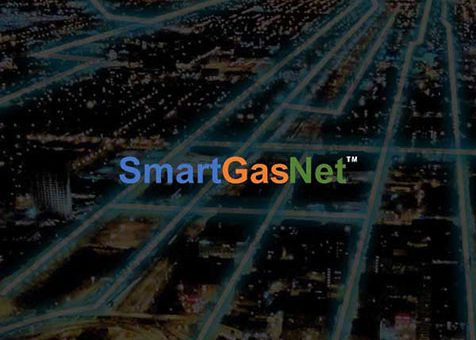 SmartGasNet Solution for City Gas