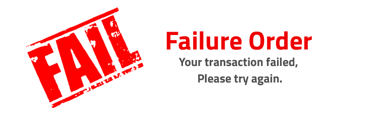Failure order